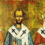 Sarbatoarea Sfintii Trei Ierarhi
