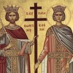 <!--:ro-->Sărbătoare: Sfinţii Împăraţi Constantin şI Elena<!--:-->