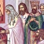 <!--:ro-->Sinaxarul: Născătoarea de Dumnezeu l-a înveşmântat pe Sfântul Voievod Ştefan cel Mare<!--:-->