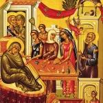 Nasterea Maicii Domnului – Sfanta Maria Mica