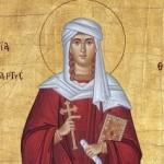 <!--:ro-->Viata si patimirea Sf. Mc. Tecla (24 septembrie, 7 octombrie)<!--:-->