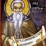 <!--:ro--> Viaţa Sfântului Cuvios Ilarion cel Mare<!--:-->