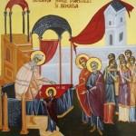 Sfinţii Părinţi despre aducerea la Templu a Fecioarei Maria