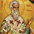 Sfantul Ignatie Teoforul(35-107) – se crede ca a fost sirian de origine si ca, inainte de convertirea sa la crestinism, ar fi fost pagan si mare persecutor al crestinilor. Potrivit […]