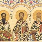 Bucura-te, treime de arhierei mult-laudata! Predica la Sfintii Trei Ierarhi: Vasile, Grigorie si Ioan