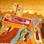 Aducerea la Bari a moaştelor Sfântului Ierarh Nicolae; Sfântul Prooroc Isaia; Sfântul Mucenic Hristofor