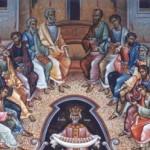 Duminica a opta după Paşti (a Pogorârii Sfântului Duh)