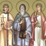 Sfinţii Mucenici Manuil, Savel şi Ismail