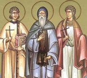sfintii frati