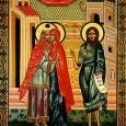 Zamislirea mantuirii noastre apropiindu-se, s-a zamislit Sfantul Ioan, Inainte Mergatorul, cu marire si cu minune. Multe mame zamislesc fii, dar putine sunt acelea pe a caror zamislire ar mari-o […]