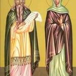 Zamislirea Sfantului Prooroc Ioan Botezatorul