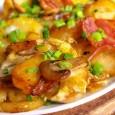 Ingrediente: -cartofi -1kg -ciuprci -0,5 kg -o ceapa, un ardei dulce, usturoi -ulei -piper negru, verdeata Cum pregatim: 1.Curatim si taiem cubulete cartofii, apoi ii fierbem in apa cu sare […]