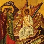 Duminica a treia după Paști, numită și Duminica Femeilor Mironosițe