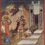Taierea capului Sfantului Ioan Botezatorul  (video)