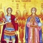 Predica parintelui Cleopa la Sfinţii Arhangheli Mihail şi Gavriil