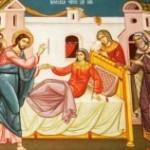 Duminica a 24-a după Rusalii (Învierea fiicei lui Iair)