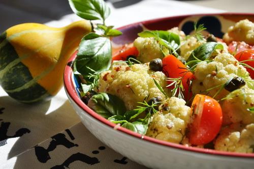 salata din conopida