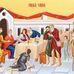 Duminica a 28-a dupa Rusalii  – a Sfinţilor Strămoşi