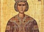 Sfanta Mucenita Ecaterinaeste praznuita pe 25 noiembrie/8 decembrie. A trait in timpul imparatului Maximian, la inceputul secolului al IV-lea. S-a nascut in cetatea Alexandriei, intr-o familie nobila. Datorita frumusetii si […]