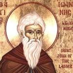 Duminica a IV din post – a Sf.Ioan Scararul