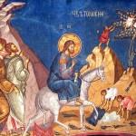 Intrarea in Ierusalim a Domnului – duminica a 6-a din Post