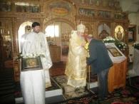 presentation-IPS Mitropolit si Exarh la parohia Sfintii Trei Ierarhi 17 aprilie 2015