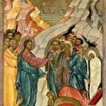 Invierea lui Lazar – sambata mortilor