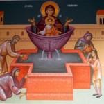 Maica Domnului vindeca toate neputintele