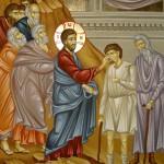 Duminica a 6-a dupa Pasti – Vindecarea Orbului din Nastere (video)