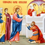 Duminica a 4a dupa Cincizecime – VINDECAREA SLUGII SUTAŞULUI