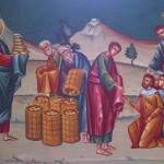 Duminica a VIII-a după Cincizecime (Înmulţirea pâinilor)