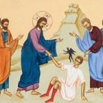 Duminica 10-a după Rusalii -a vindecării lunaticului  (video)