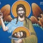 Tăierea Capului Sfântului Prooroc Ioan Botezătorul (video)