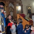 Oficierea slubei in Duminica Lasatului sec de branza-22.02.2015