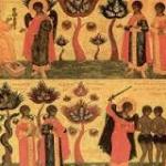 Duminica Lasatului de sec de branza( A izgonirii lui Adam din Rai)