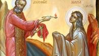 Sfânta Măria era din Egipt, de aceea şi este cunoscută sub numele de Egipteanca. S-a născut pe la mijlocul secolului al V-lea, într-o familie creştină. Frumuseţea ei deosebită a reprezentat […]