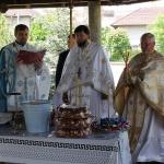 Hramul Bisericii Izvorul Tamaduirii  2017