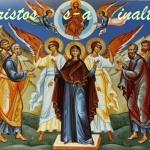 INALTAREA DOMNULUI LA CER – INDUMNEZEIREA CELOR UNITI CU EL