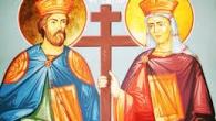 Biserica Ortodoxa ii praznuieste pe 21 mai /3 iunie peSfintii Imparati Constantin si mama sa, Elena. Constantin cel Mare s-a nascut in orasul Naissus (Nis, Serbia) in jurul anului […]