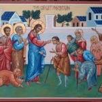 Duminica a VII-a după Rusalii – Vindecarea a doi orbi şi a unui mut din Capernaum