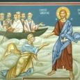 În vremea aceea a silit Iisus pe ucenicii Săi ca să intre în corabie şi să treacă înaintea Lui, pe ţărmul celălalt, până ce El va da drumul mulţimilor. […]