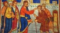 In vremea aceea, pe când trecea Iisus, doi orbi se ţineau după El, strigând şi zicând: Miluieşte-ne pe noi, Fiule al lui David! Iar după ce a intrat în […]