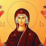Prăznuirea Cinstitului Acoperămînt al Preasfintei Născătoare de Dumnezeu şi Pururea Fecioarei Maria