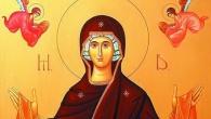 Din vremurile cele mai vechi Biserica a cinstit-o pe Preasfînta Născătoare de Dumnezeu ca Patroană şi Apărătoare a poporului creştinesc de pretutindeni care, prin rugăciunile ei mijlocitoare cheamă mila […]
