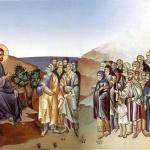 DUMINICA a 19-a după RUSALII – PREDICA DE PE MUNTE, IUBIREA VRĂJMAŞILOR