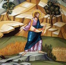 Zis-a Domnul pilda aceasta: Ieșit-a semănătorul să semene sămânța sa.Și, semănând el, una a căzut lângă drum și a fost călcată cu picioarele și păsările cerului au mâncat-o. Și […]