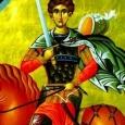 La 26 octombrie sărbătorim pe Sfântul Mare Mucenic Dimitrie, Izvorâtorul de Mir, ale cărui sfinte moaște se află în Tesalonic. Aici, grecii i-au ridicat Sfântului Mucenic Dimitrie o biserică impunătoare […]