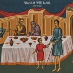 Duminica a 28-a după Rusalii -Pilda celor poftiți la cină