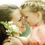 Mama nu poate fi înlocuită de nimeni în creșterea copiilor