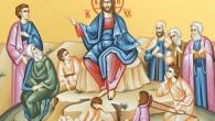 În vremea aceea, auzind că Ioan a fost întemnițat, Iisus a plecat în Galileea. Și, părăsind Nazaretul, a venit să locuiască în Capernaum, lângă mare, în hotarele lui Zabulon […]